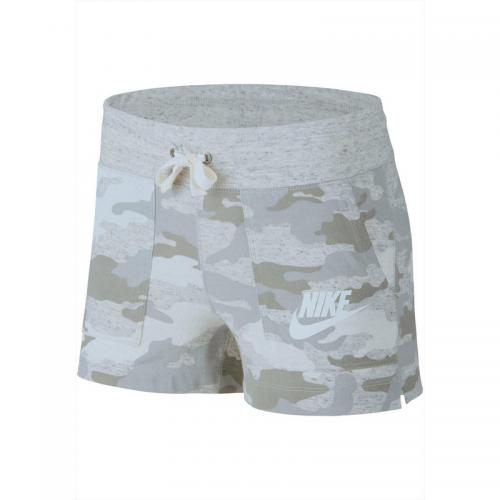 a4da8f9206f7b Nike - Short de sport court femme Nike - Camouflage - Nike