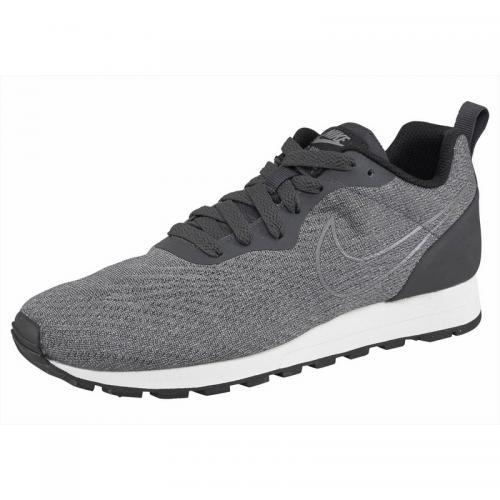 uk availability 09a14 65243 Nike - Chaussures de running femme Nike MD Runner 2 - Gris Anthracite -  Bleu -