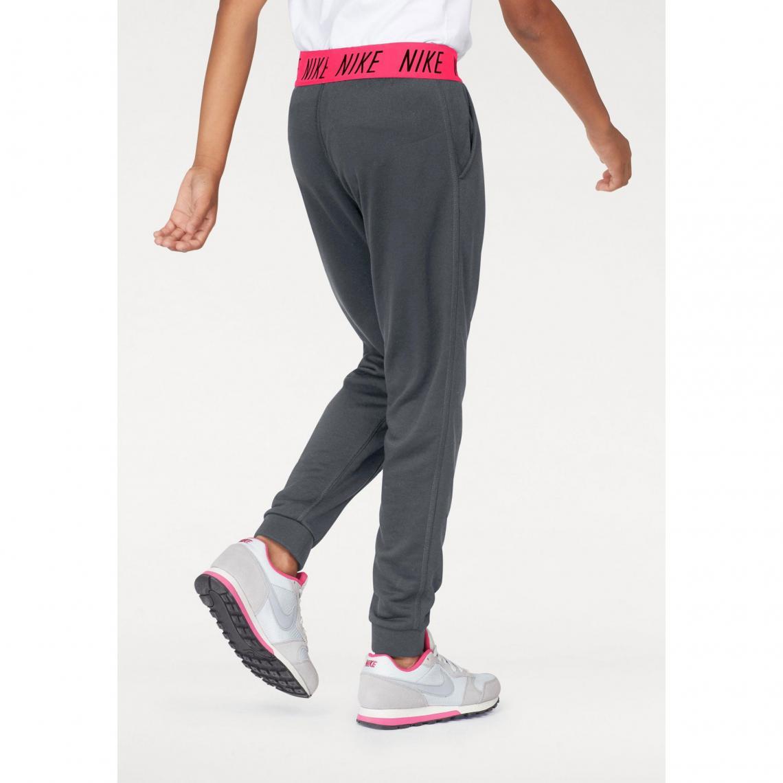 00ef1441f2d Pantalon de survêtement femme Dri-FIT® Nike - Gris
