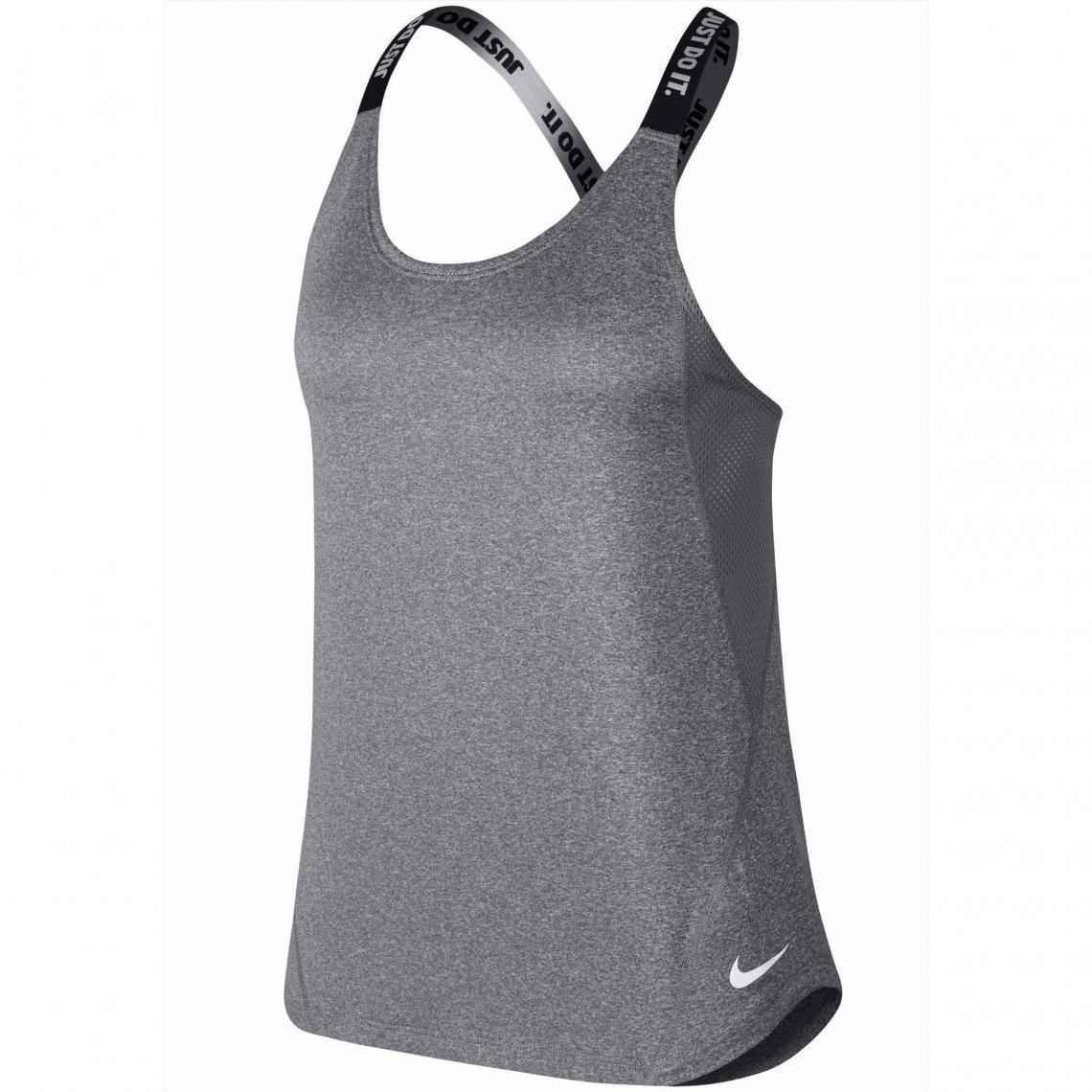 Nike Débardeur Dry Sport Femme Gris3suisses De bfy6gvY7