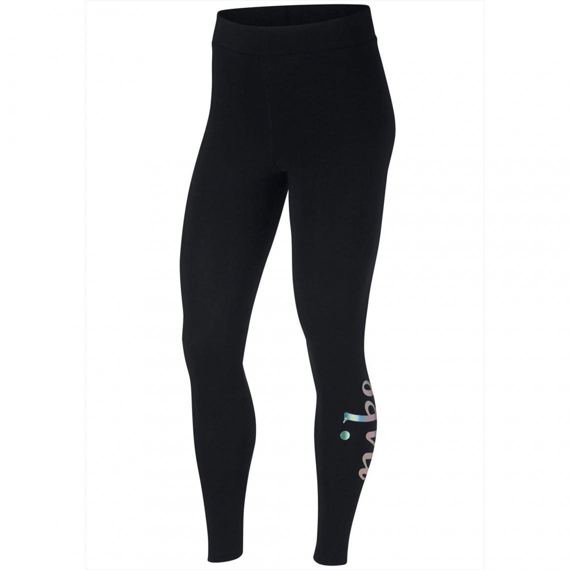 Legging de sport femme Nike - Noir Nike Femme faccc2c986b