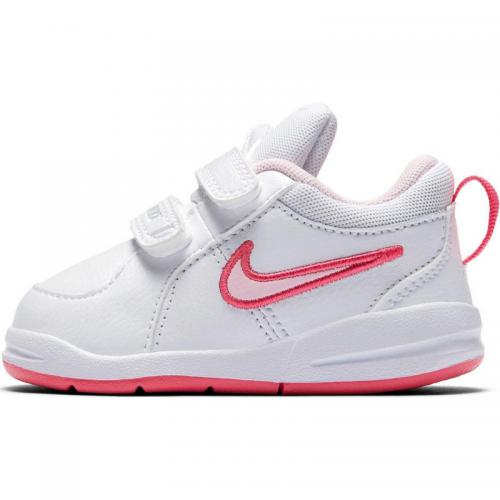 Nike - Baskets mixte enfant Pico 4 de Nike - Blanc - Rose - Vêtements fille