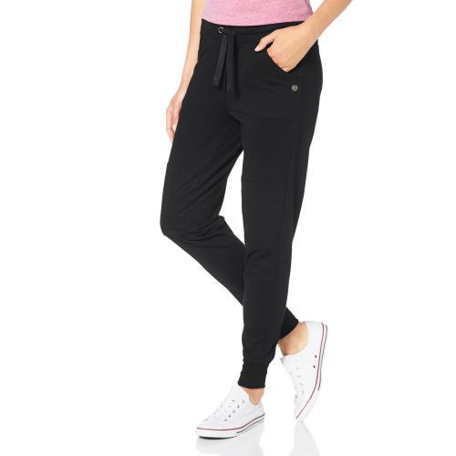4089ed568f6 Ocean - Pantalon de jogging femme Ocean - Noir - Vêtements de sport femme