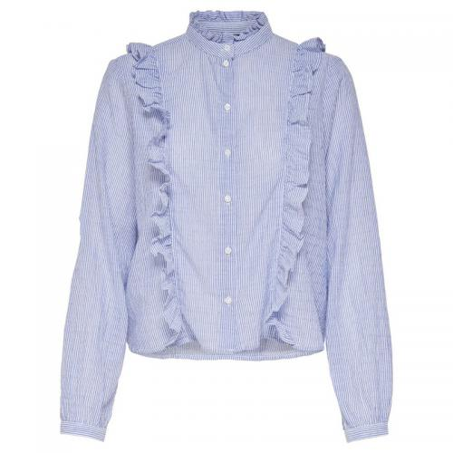 Only - CHEMISIER A MANCHES LONGUES - Blouse / Chemise