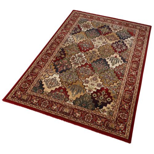 Oriental Weavers - Tapis rectangulaire style oriental Noemi Oriental Weavers - Rouge - Tapis