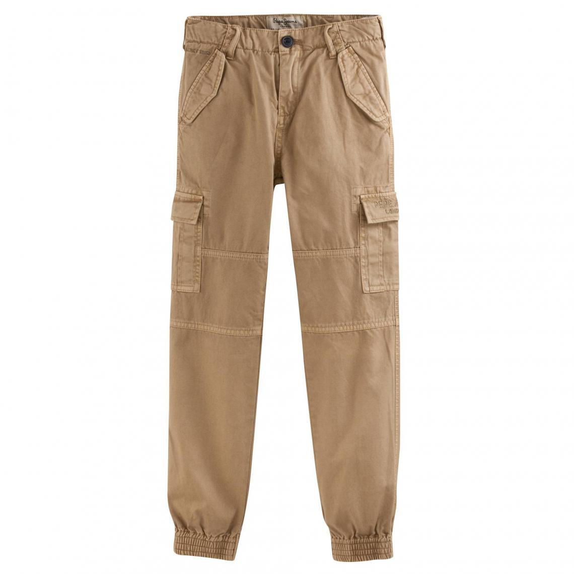 Royaume-Uni disponibilité 2ce5f 5e9ef Pantalon battle garçon Pepe Jeans - Beige