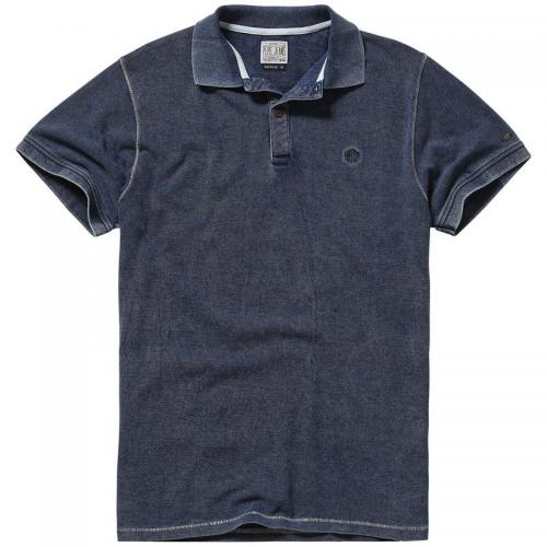 Pepe Jeans - Polo manches courtes homme Pepe Jeans - Bleu - Polos homme
