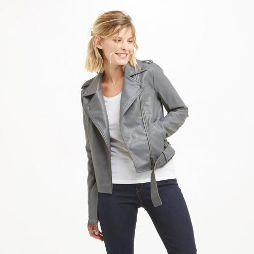 Pepe Jeans - Perfecto femme Ninel Pepe Jeans - Gris - Pepe jeans