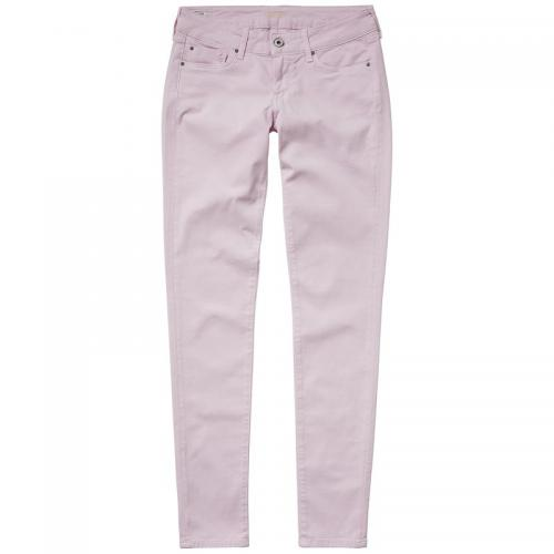 Pepe Jeans - Jean skinny soho couleur femme Pepe Jeans - Rose - Pepe jeans