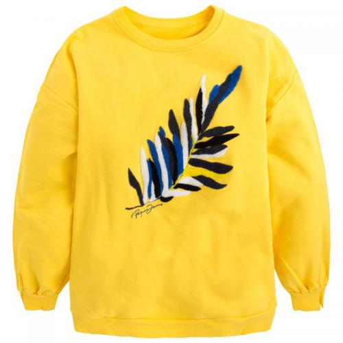 Pepe Jeans - Sweat col rond femme Pepe Jeans - Jaune - Pepe jeans