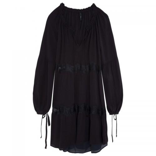 Pepe Jeans - Robe fluide femme Ander Pepe Jeans® - Noir - Pepe jeans