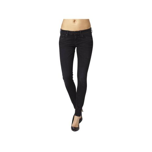 Pepe Jeans - Jean skinny L32 Soho femme Pepe Jeans - 10OZ WASHED BLACK - Pepe jeans
