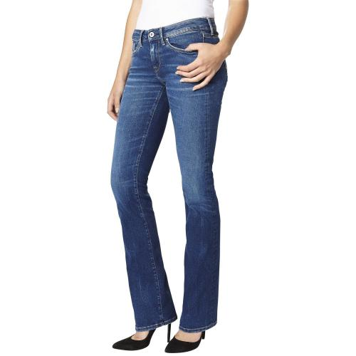 Pepe Jeans - Jean bootcut L34 Piccadilly Trublu femme Pepe Jeans - Medium Used - Pepe jeans