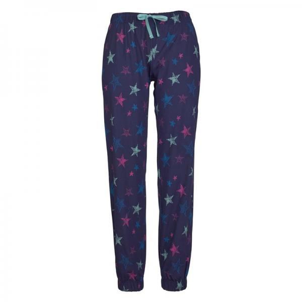 Pantalon De Pyjama Coton Imprime Femme Petite Fleur Imprime 3suisses