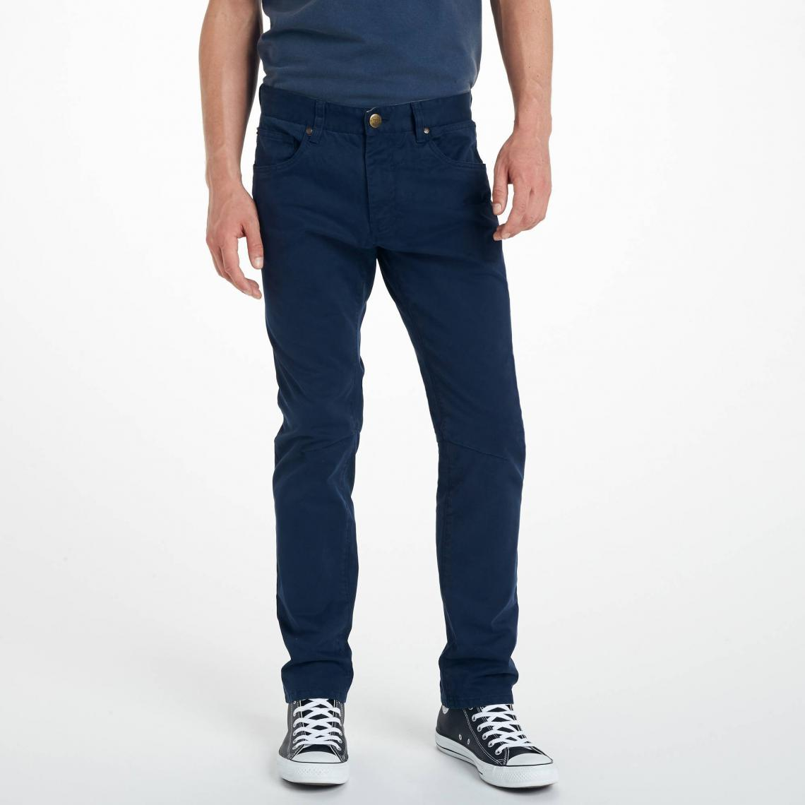 Jean tapered homme US 32 Petrol Industries - Bleu