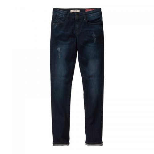 Petrol - Jean slim fille Petrol - Bleu - Jeans fille 4f7e5748cc7