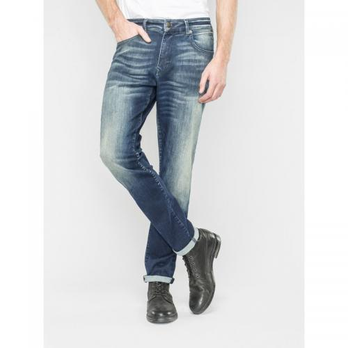 Petrol - Jean slim super stretch homme L32 Petrol Industries - Dark coated - Jean