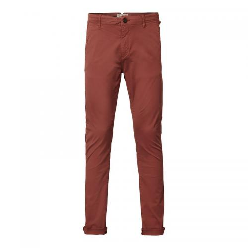 Petrol - Pantalon chino L32 homme Petrol Industries - Bordeaux - Pantalon