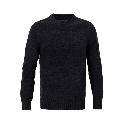 Petrol - Pull chenille homme Petrol - Bleu - Pulls homme