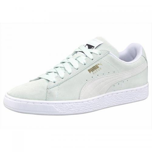 Puma - Sneakers Suede Classic W homme Puma - Menthe - Sneakers homme