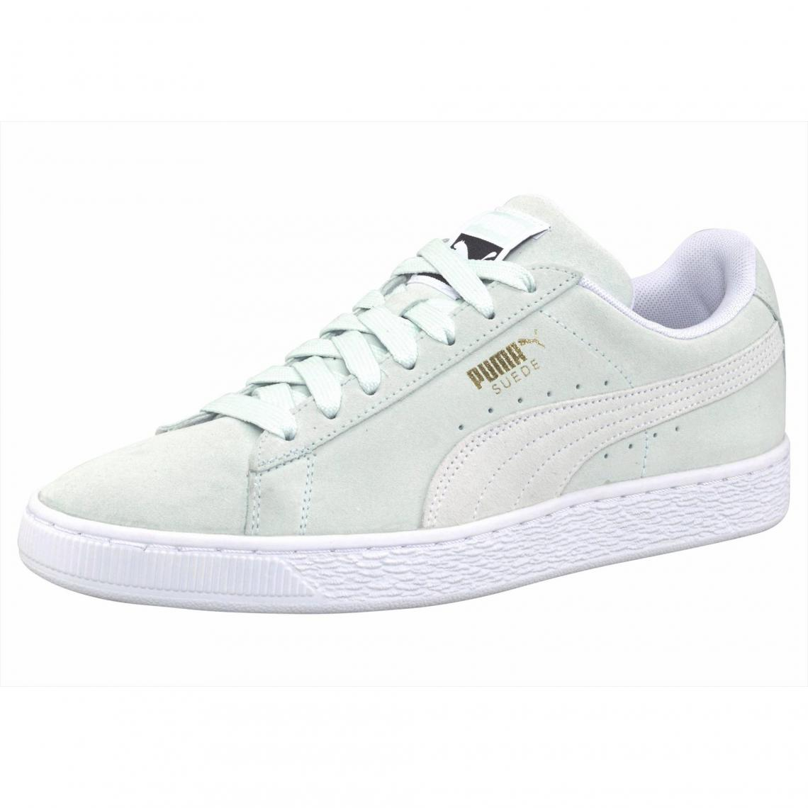 Menthe3 W Sneakers Homme Puma Classic Suede Suisses dxBrCoe