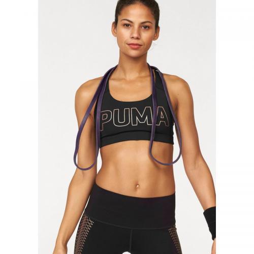0dfc8db9b2d7e Puma - Brassire de sport femme Yogini Lux Strappy Puma - Noir - Vêtements  de sport