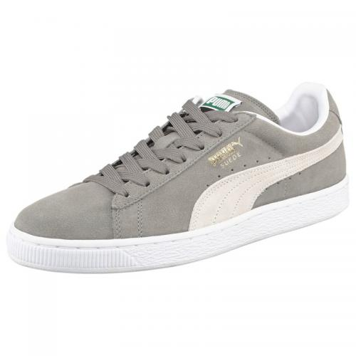 Puma - Sneaker Suede Classic+ PUMA pour homme - Gris - Chaussures homme