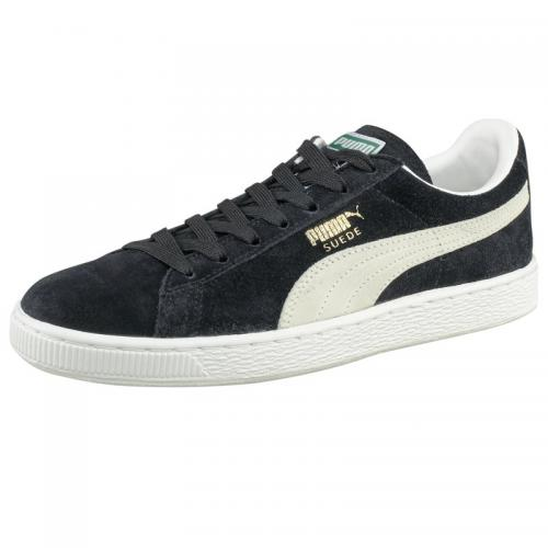 promo code cbd1e 15ef7 Puma - Sneaker Suede Classic+ PUMA pour homme - Noir - Baskets homme