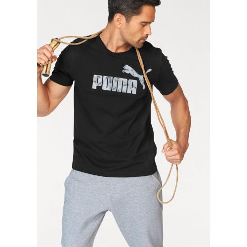 Puma - T-shirt col rond manches courtes homme DryCell® Puma - Noir - T-shirts sport homme