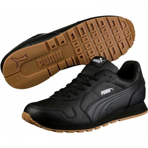 Noir Femme Pour St Puma Runner L Sneaker Full thrCsQd