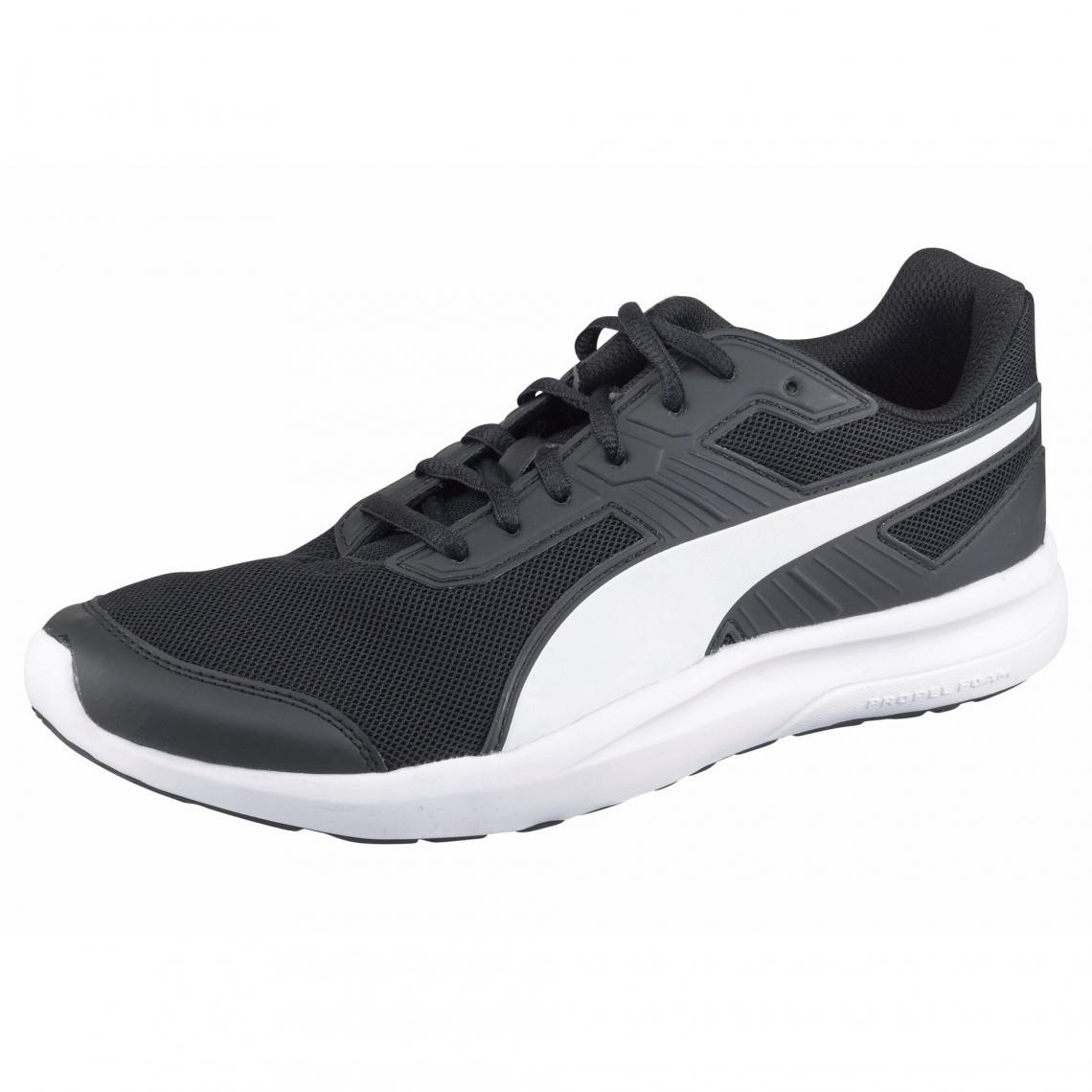 Chaussures Blanc3 Homme Sport Puma Escaper Suisses Mesh Noir De ebDIYWH29E