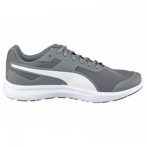 buy online 2c8ac 8023b Puma - Chaussures de sport homme Escaper Mesh PUMA - Gris - Blanc - Baskets