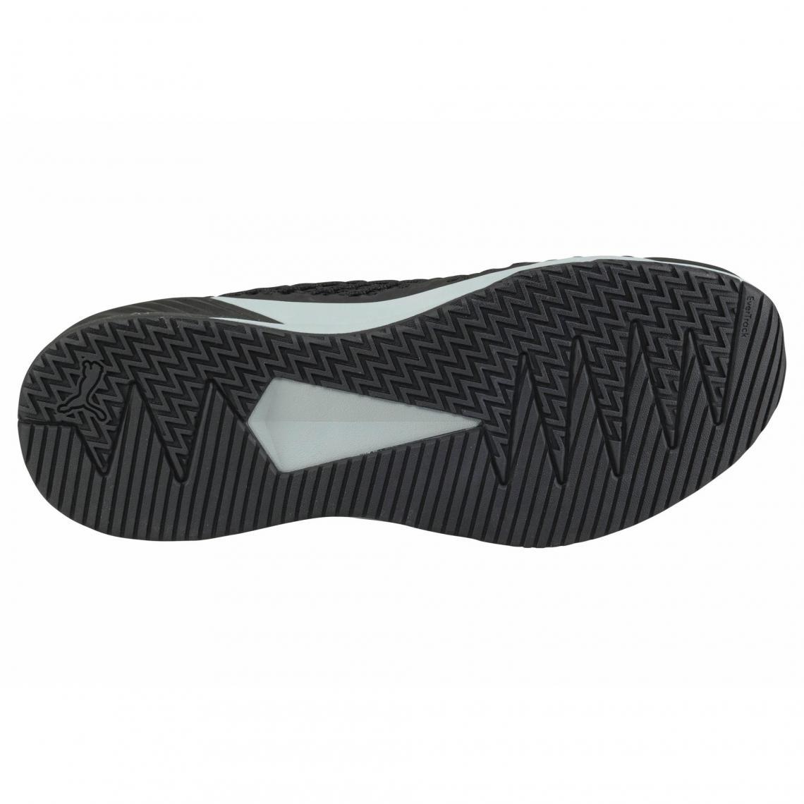 fc5314705f0 Puma Ignite Netfit XT chaussures de sport homme - Noir - Blanc Puma