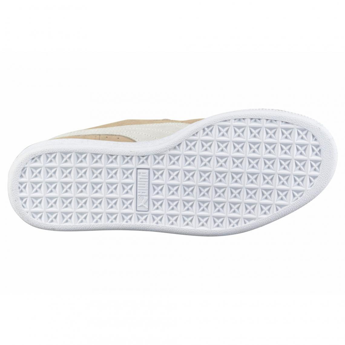 livraison gratuite 9fe2f 45708 Puma Suede Classic+ sneaker homme - rosé / blanc | 3 SUISSES