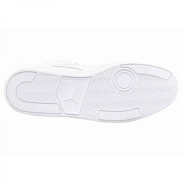 947cb42ceaa3 Puma Rebound Street v2 chaussures semi-montantes homme - Blanc Puma