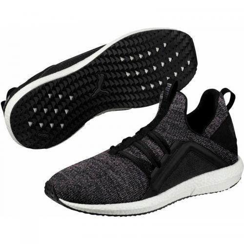 cb21cfa5f95 Puma - Puma Mega NTGY Knit chaussures de sport basses homme - Noir - Puma