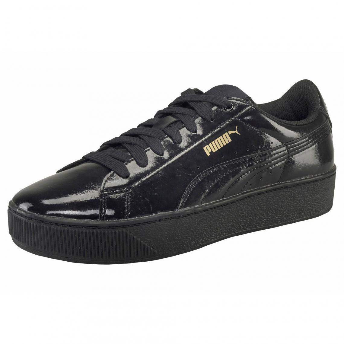 15e852d4617 Puma Vikky Softfoam chaussures de sport femme - Noir - 3Suisses