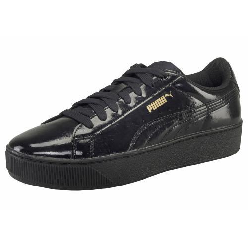 low priced faff0 6ab24 Puma - Puma Vikky Softfoam chaussures de sport femme - Noir - Baskets homme