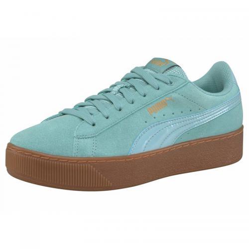 Puma - Puma Vikky chaussures de sport femme - aigue-marine - Chaussures  femme 91ddd4f86364