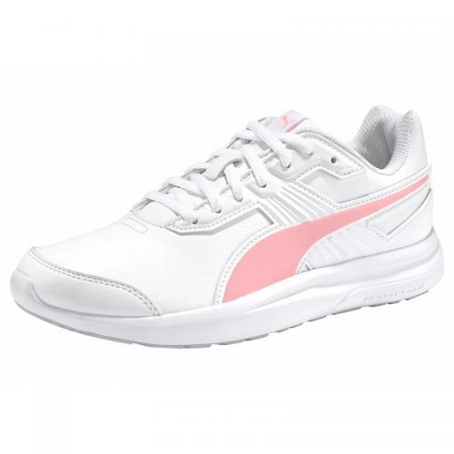 626a0bdc482c2 Puma - Puma Escaper SL chaussures de sport junior - Blanc - Rose - Chaussures  enfant