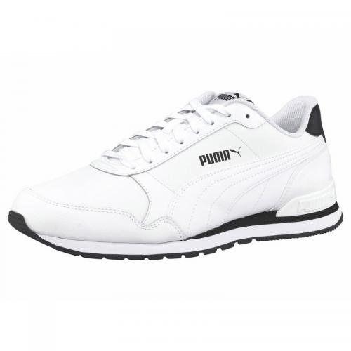 Puma - Sneaker St Runner v2 homme Puma - Blanc - Chaussures homme