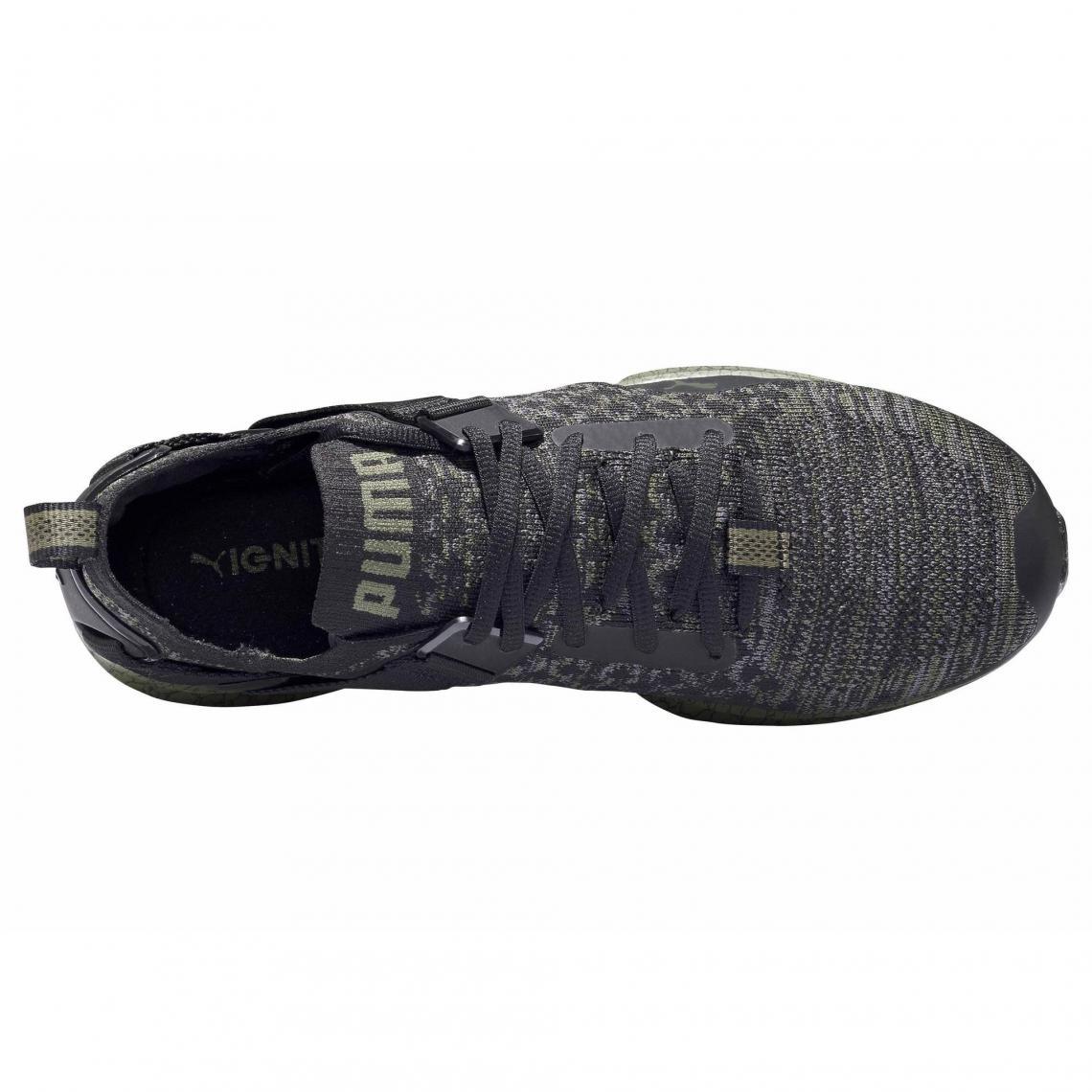 low priced 504ba 01d7e Toutes les chaussures Puma Cliquez l image pour l agrandir. Baskets basses  homme PUMA Ignite Evo Knit ...