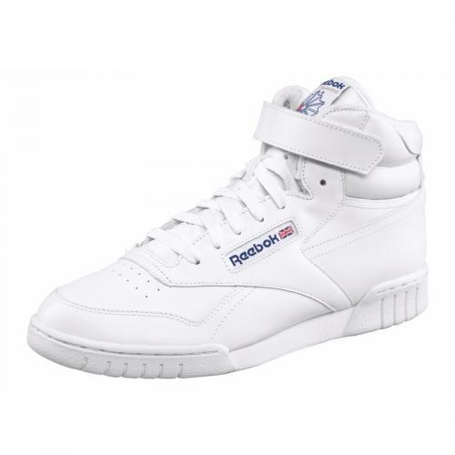 2eb130cc02b5c Reebok - Reebok Ex-O-Fit Hi sneakers montantes cuir à scratch homme -