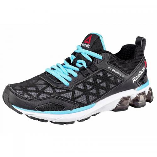 afa5c39964934 Reebok - Reebok Jet Dashride 3.0 chaussures de running homme - Noir -  Turquoise - Baskets