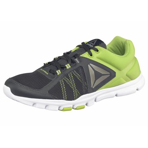 e0b16817f5173 Reebok - Reebok Yourflex Trainette 9.0 chaussures de sport homme - Gris -  Chaussures