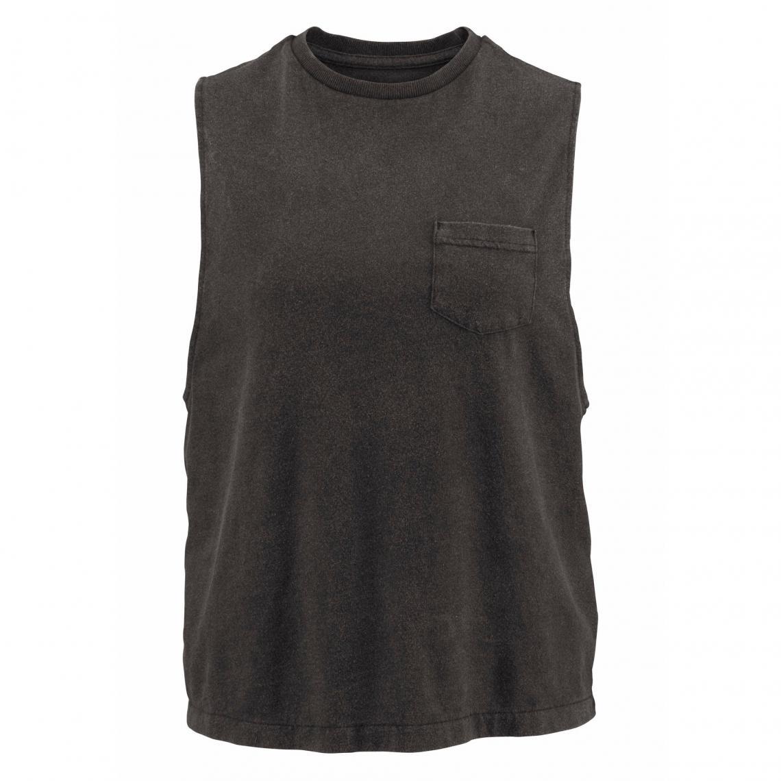 Tee shirt délavé ample larges emmanchures femme Reebok | 3