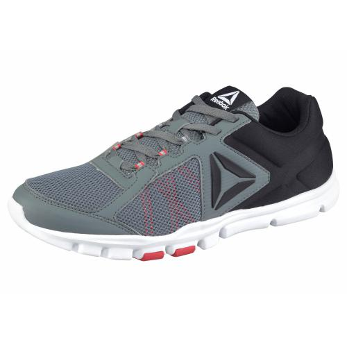 detailed look aed55 82e08 Reebok - Reebok Yourflex Train 9.0 chaussures de sport pour homme - Gris - Chaussures  homme
