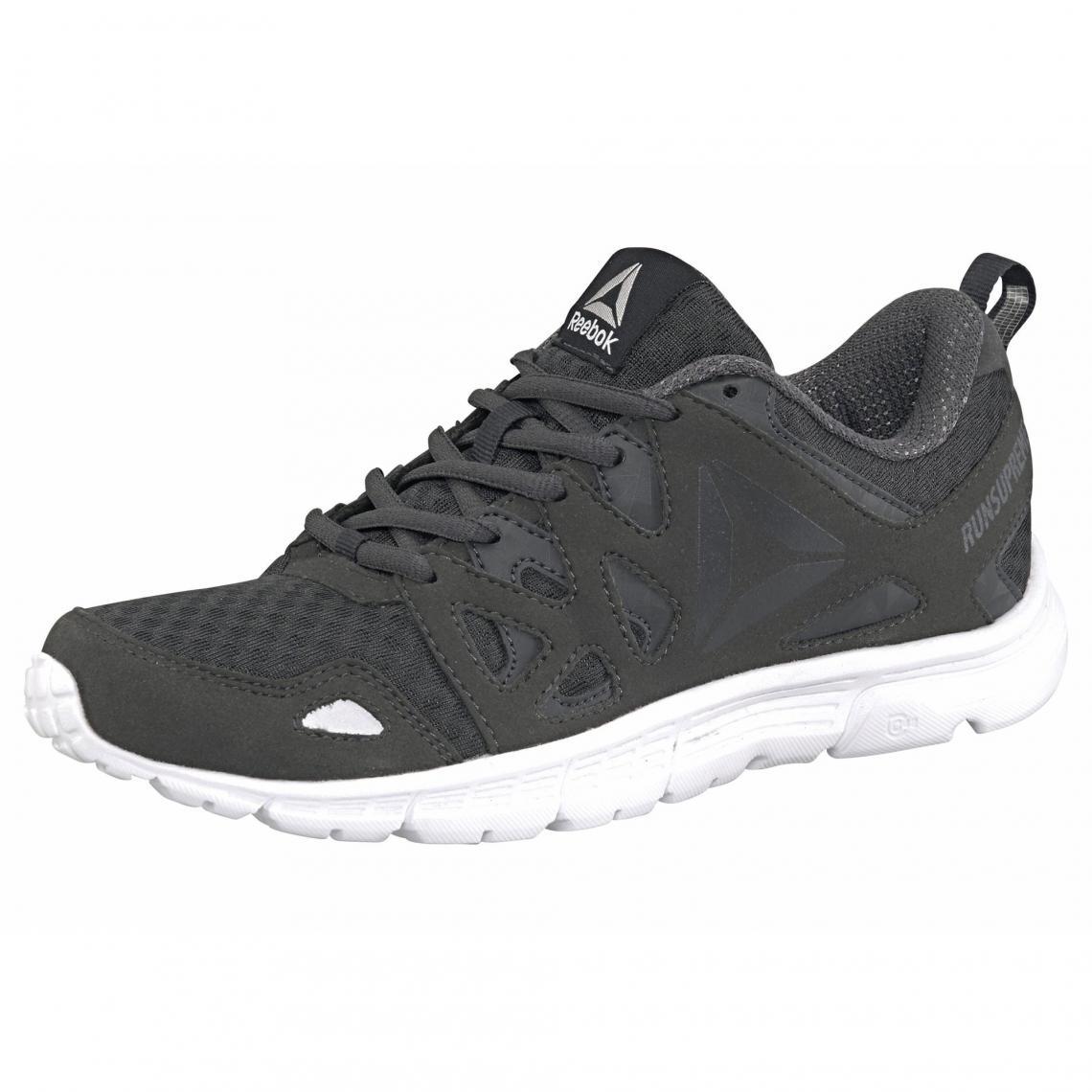 new product b95da 9e6ec Sneaker femme Run Supreme 3.0 Wmn Reebok - Gris Anthracite Reebok Femme