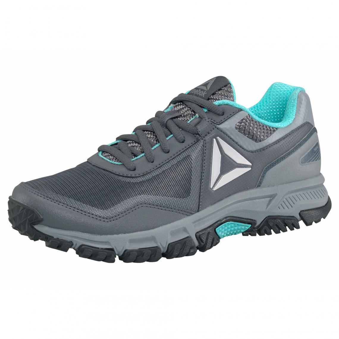 best sneakers cdc9e 5b779 Reebok Ridgerider Trail 3.0 chaussures de trainning femme - Gris -  Turquoise Reebok Femme