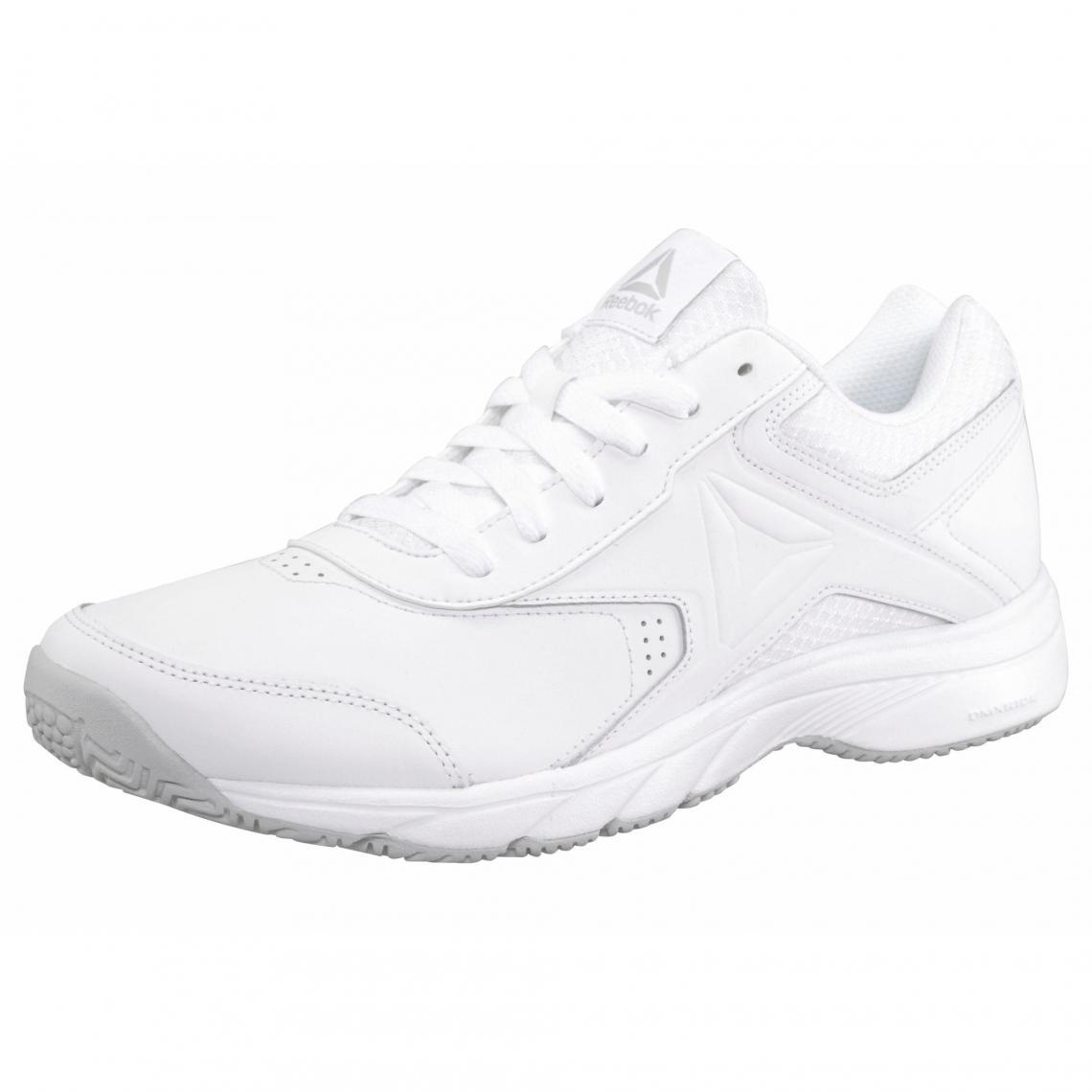 06e00fe6906 Chaussures de marche légères homme Work n Cushion 3.0 Reebok - Blanc Reebok  Homme